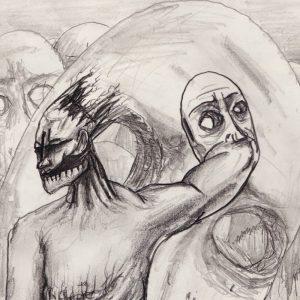 Galerie de dessins au crayon