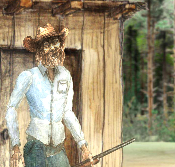 Extrait du court-métrage Dead Wood