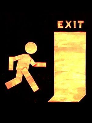 Extrait du court-métrage 'Exit'