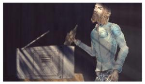 Image tirée du film Dead Wood d'Antoine Aubin