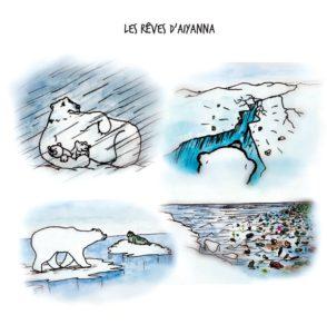 Illustration des rêves d'Aiyanna
