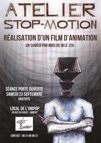 AfficheAtelierStop-Motion