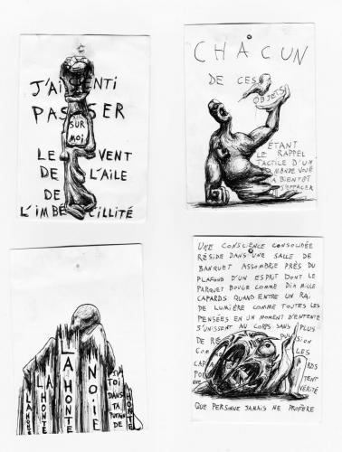 Antoine Aubin - Extraits d'auteurs