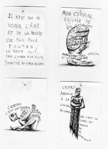 Antoine Aubin - Extraits d'auteurs 2